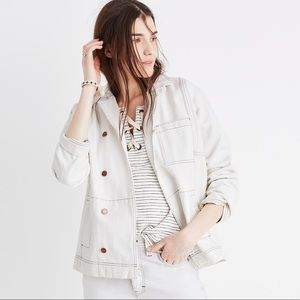 Madewell x Where I Was From Jean Jacket